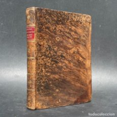 Livres anciens: 1829 - DESCRIPCION DE LAS ALEGORIAS DEL PALACIO REAL DE MADRID - FRANCISCO FABRE - ARTE -. Lote 274336213