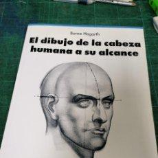 Livres anciens: EL DIBUJO DE LA CABEZA HUMANA A SU ALCANCE. Lote 275458058
