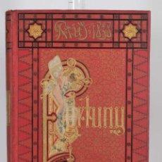 Libros antiguos: FORTUNY, NOTICIAS BIOGRÁFICA CRÍTICA - JOSÉ YXART - CON FOTOGRABADOS Y GRABADOS - 1881. Lote 276406313