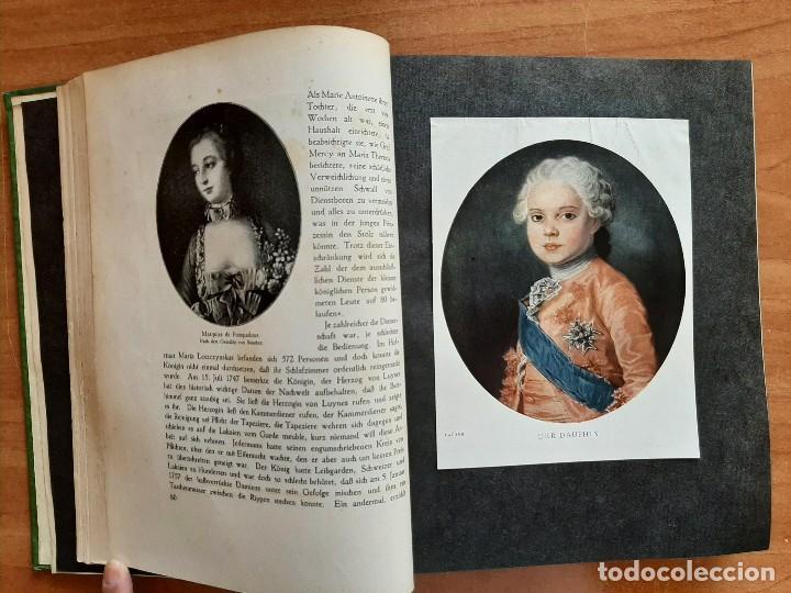 Libros antiguos: 1921 ROKOKO FRANKREICH M XVIII JAHRHUNDERT - MAX VON BOEHN / ILUSTRADO - EN ALEMÁN - Foto 5 - 276580993