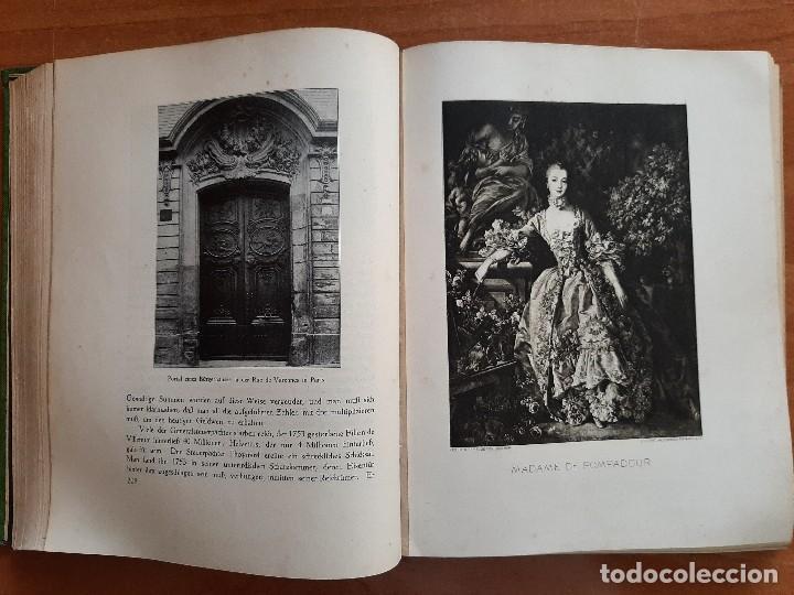 Libros antiguos: 1921 ROKOKO FRANKREICH M XVIII JAHRHUNDERT - MAX VON BOEHN / ILUSTRADO - EN ALEMÁN - Foto 6 - 276580993