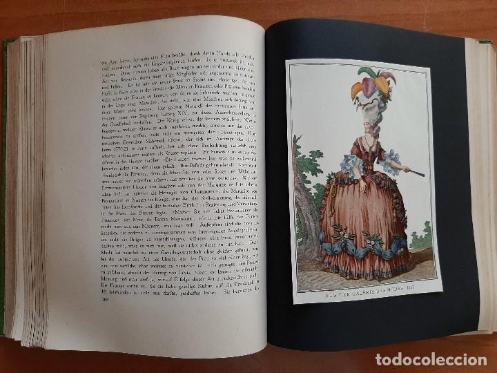 Libros antiguos: 1921 ROKOKO FRANKREICH M XVIII JAHRHUNDERT - MAX VON BOEHN / ILUSTRADO - EN ALEMÁN - Foto 8 - 276580993