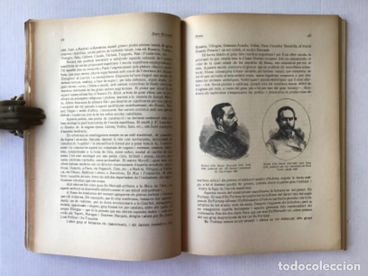 Libros antiguos: BENET MERCADÉ, LA SEVA VIDA I LA SEVA OBRA. - ELIAS, Feliu. - Foto 4 - 123184192