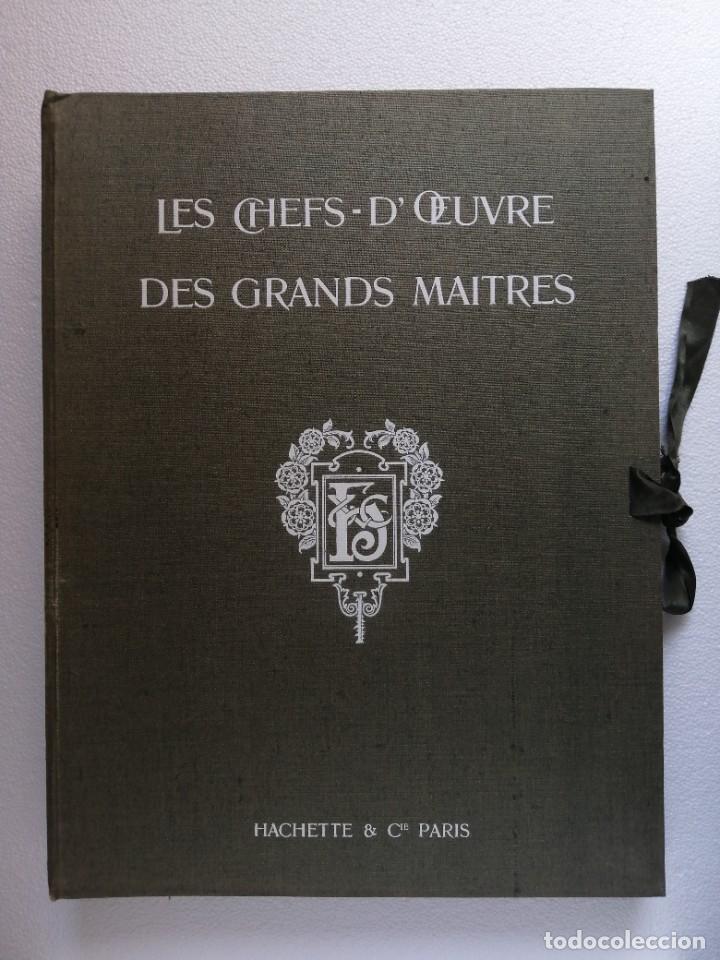 LES CHEF D'OEUVRE DES GRANDS MAÎTRES 1903 - 1ª SERIE COMPLETA (Libros Antiguos, Raros y Curiosos - Bellas artes, ocio y coleccion - Pintura)