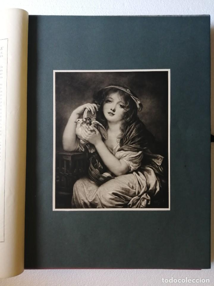 Libros antiguos: Les chef doeuvre des grands maîtres 1903 - 1ª serie completa - Foto 4 - 277055418
