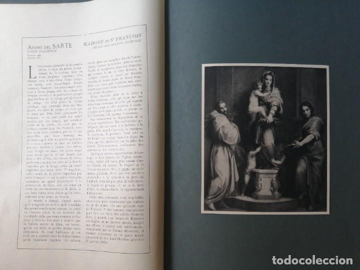 Libros antiguos: Les chef doeuvre des grands maîtres 1903 - 1ª serie completa - Foto 5 - 277055418