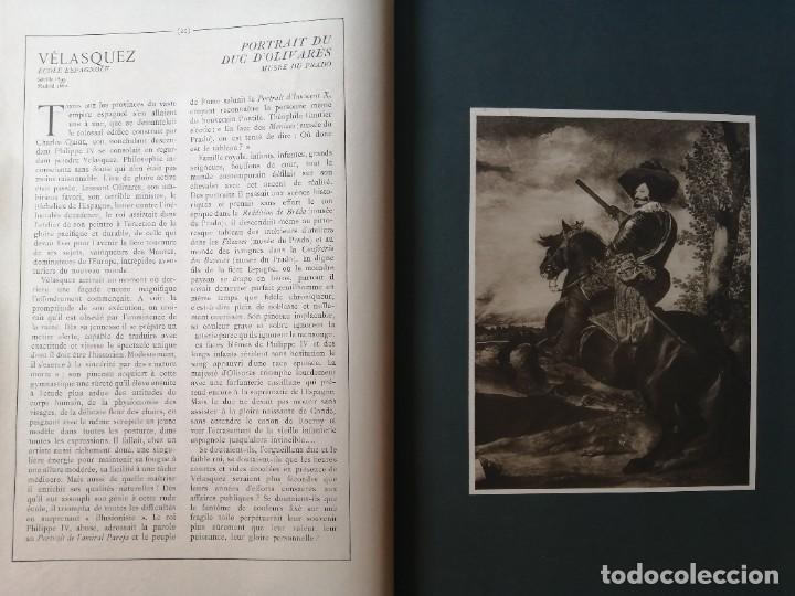 Libros antiguos: Les chef doeuvre des grands maîtres 1903 - 1ª serie completa - Foto 9 - 277055418