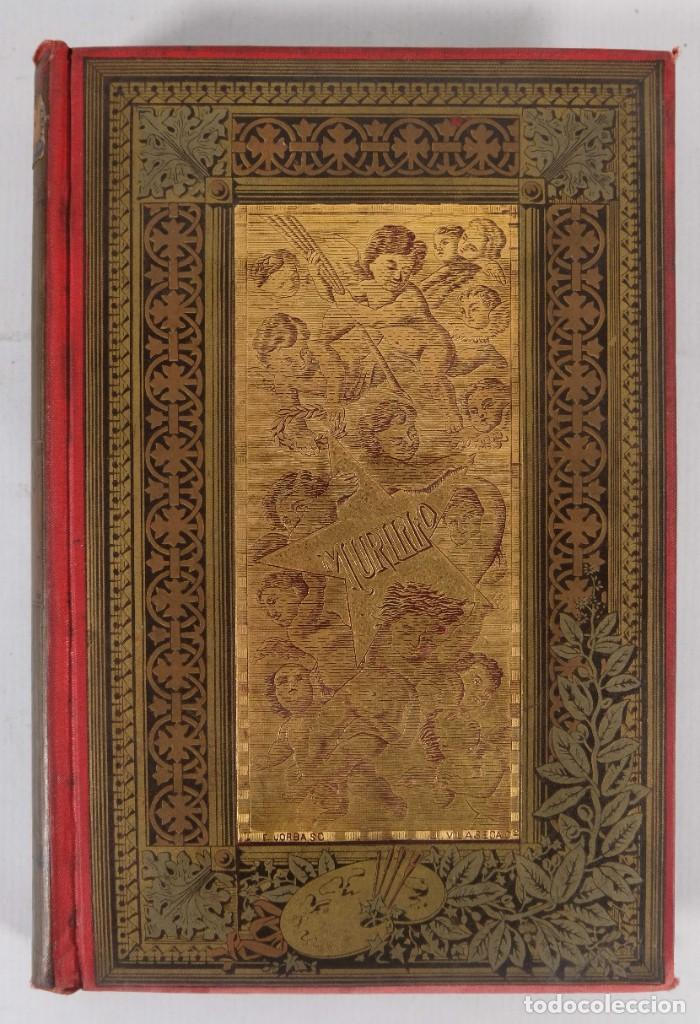 MURILLO - LUIS ALFONSO - BIBLIOTECA ARTE Y LETRAS 1886 (Libros Antiguos, Raros y Curiosos - Bellas artes, ocio y coleccion - Pintura)