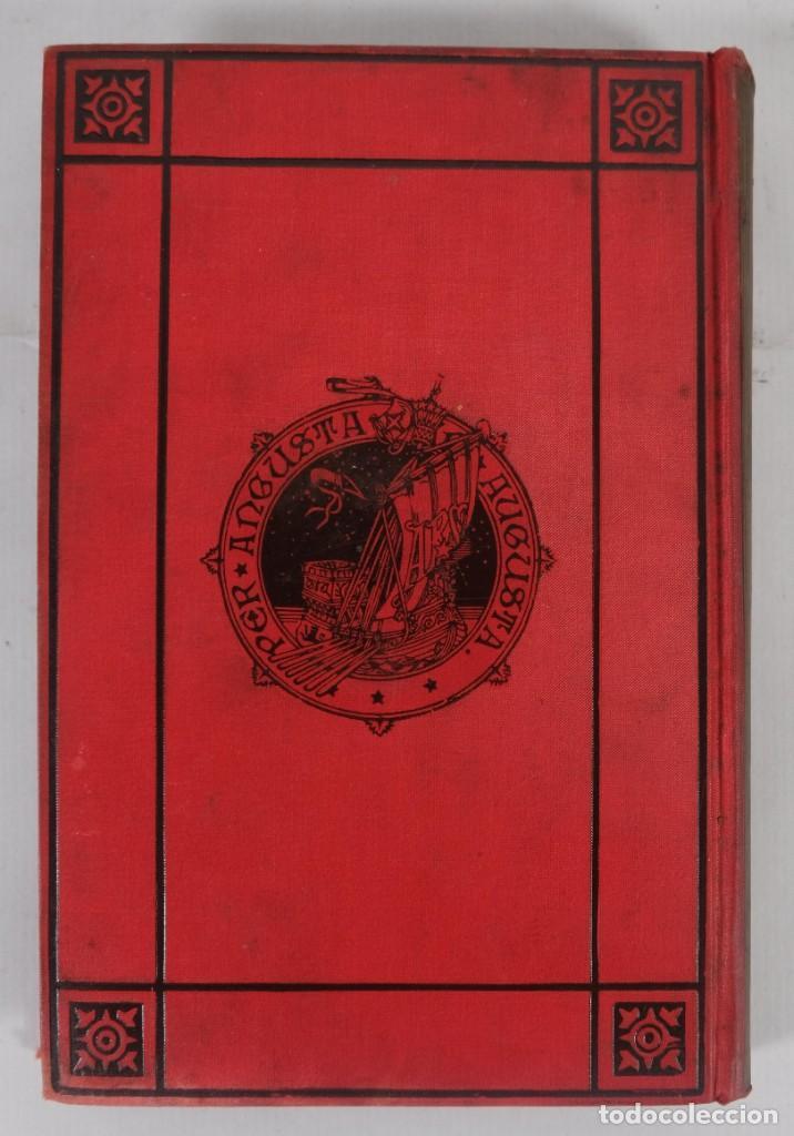 Libros antiguos: Murillo - Luis Alfonso - Biblioteca Arte y Letras 1886 - Foto 2 - 277517398