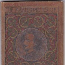 Libros antiguos: THE MASTER PIECES OF VAN DYCK. Lote 277687133