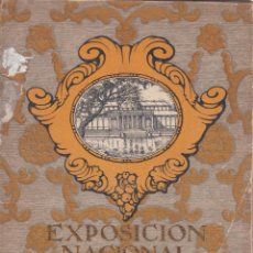 Libros antiguos: EXPOSICION NACIONAL DE BELLAS ARTES DE 1924 : CATÁLOGO OFICIAL ILUSTRADO. Lote 283689368