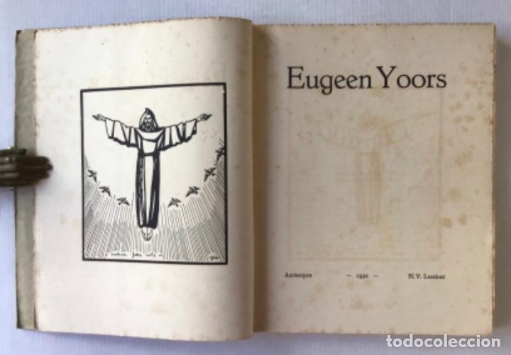 Libros antiguos: EUGEEN YOORS. - Foto 2 - 286633163