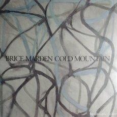 Libros antiguos: BRICE MARDEN - COLD MOUNTAIN / BRENDA RICHARDSON. HOUSTON : FINE ART PRESS, 1992.. Lote 287602933