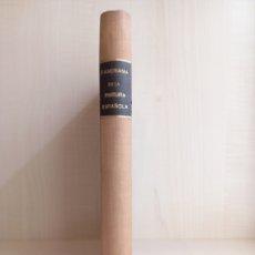 Libros antiguos: PANORAMA DE LA PINTURA ESPAÑOLA. EMILIANO AGUILERA. EDICIONES HYMSA, SIN FECHA. ILUSTRADO. Lote 289544318
