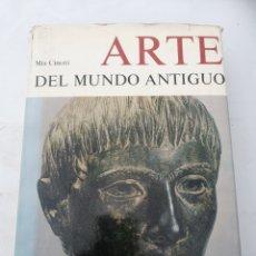 Libros antiguos: ARTE DEL MUNDO ANTIGUO MIA CINOTTI. Lote 289545763