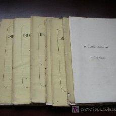 Livros antigos: EL DRAMA UNIVERSAL,POEMA EN 8 JORNADAS-RAMÓN DE CAMPOAMOR.-MAD.- IMP. Y EST. DE M. RIVADENEYRA-1869. Lote 17411886