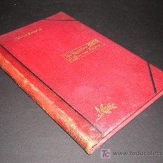 Libros antiguos: 1897 - VICTOR BALAGUER - LA ROMERIA DE MI ALMA - BONITA EDICION MODERNISTA. Lote 20773062