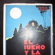 Libros antiguos: EL SUEÑO Y LA LUNA. DANIEL CANABAL. ED. MARCELINO BORDOY, 1935. BUENOS AIRES. DIBUJOS DE JOSÉ PE. Lote 17053545