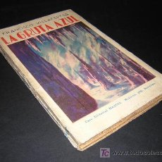 Libros antiguos: CA. 1915 - FRANCISCO VILLAESPESA - LA GRUTA AZUL. Lote 26503958