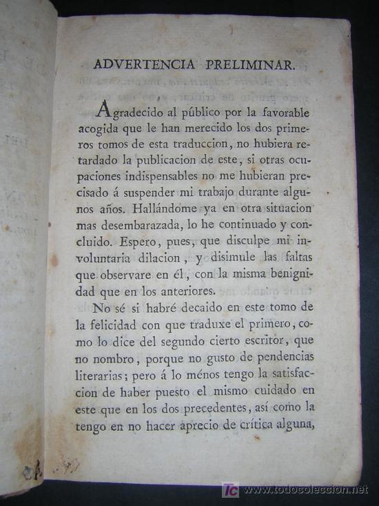 Libros antiguos: 1804 - EDUARDO YOUNG - OBRAS SELECTAS TRADUCIDAS POR DON JUAN DE ESCOIQUIZ - Foto 3 - 25109042