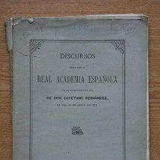 Libros antiguos: POESÍA CRISTIANA, POESÍA PAGANA. FERNÁNDEZ (CAYETANO). Lote 21942296
