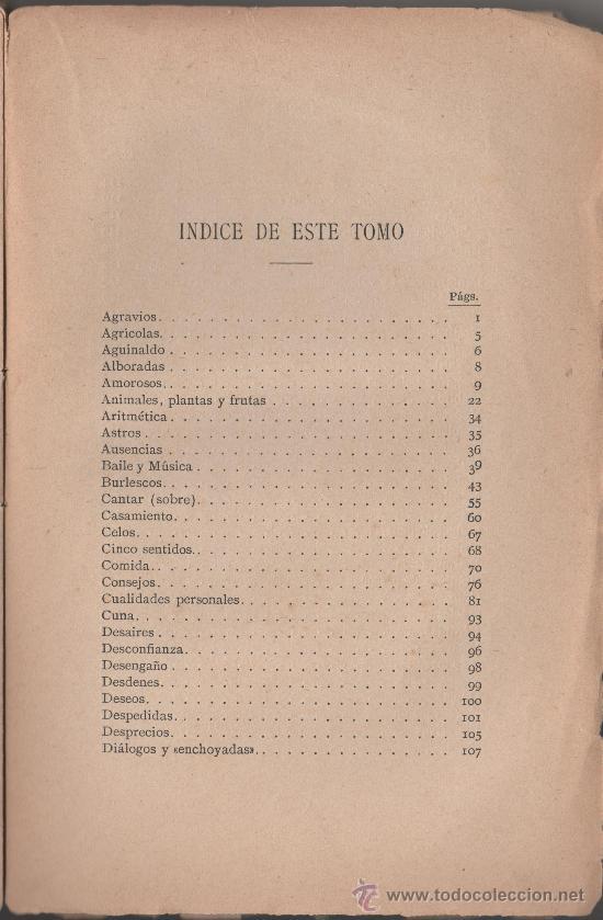 Libros antiguos: CANCIONERO POPULAR GALLEGO, y en particular de la provincia de La Coruña - FOLKLORE ESPAÑOL 1886 - Foto 2 - 24592231