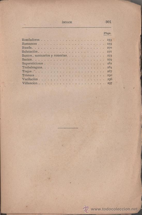 Libros antiguos: CANCIONERO POPULAR GALLEGO, y en particular de la provincia de La Coruña - FOLKLORE ESPAÑOL 1886 - Foto 4 - 24592231