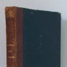 Libros antiguos: DOLORAS - RAMON CAMPOAMOR - AÑO 1861. Lote 27123569