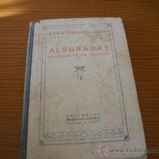 Libros antiguos: ALBORADA . Lote 27295502