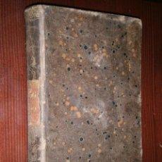 Libros antiguos: GRANADA POEMA ORIENTAL PRECEDIDO DE LA LEYENDA DE AL-HAMAR (TOMO 1) POR JOSÉ ZORRILLA EN PARÍS 1852. Lote 26238992