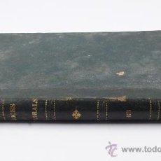 Libros antiguos: JOCHS FLORALS DE BARCELONA, 1876. 25,5X17 CM. . Lote 26502760