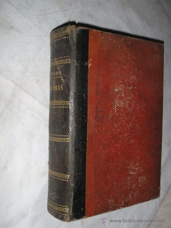 DOLORAS DE RAMON DE CAMPOAMOR DE LA REAL ACADEMIA ESPAÑOLA (Libros antiguos (hasta 1936), raros y curiosos - Literatura - Poesía)
