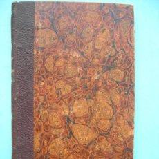 Libros antiguos: 3 TÍTULOS EN UN TOMO: LE DIVORCE DE L'AMOUR. VOYAGE DE MESSIEURS DE BACHAUMONT. L'OCCASION PERDVE. Lote 29910072