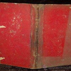 Libros antiguos: ALBUM POETICO. DEDICADO AL REY ALFONSO XII Y AL EJERCITO. IMPRENTA NACIONAL 1876.. Lote 30008134
