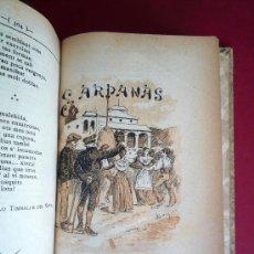 Libros antiguos: FOLLETI DE LA TOMASA, TOMO 6. HACIA 1890. Lote 30615005
