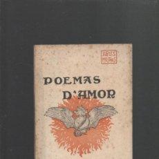 Alte Bücher - apeles mestres poemas d'amor barcelona 1904 - 30986751