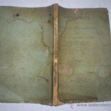 Libros antiguos: ANTOLOGÍA DE POETAS ESPAÑOLES DR. D. FRANCISCO JARRÍN IMPRENTA DE CALATRAVA, 1899 RM56797-V. Lote 31355851