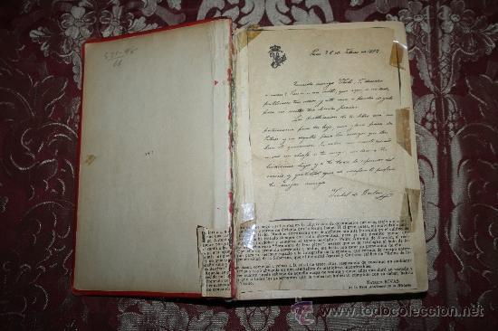 Libros antiguos: 0744- IDEALES - POESIAS ESCOJIDAS ANTONIO FDEZ. GRILO DEDICADO SANCHEZ Y CIA PARIS 1891 - Foto 3 - 31504980