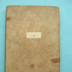 Libros antiguos: A SUNSET IDYLL AND OTHER POEMS BY PAINE. LONDON 1896. ESTÁ EN INGLÉS. Lote 31794105