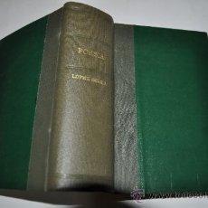 Libros antiguos: LOS HIJOS DE MADRID.GENTE DE TUFOS. MIGAJAS J.LÓPEZ SILVA RA10402. Lote 31887617