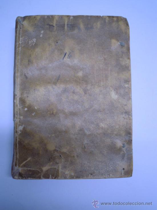 ANTIGUO LIBRO DE LOPE DE VEGA S. XVII (1674): RIMAS HUMANAS Y DIVINAS, EN PERGAMINO VER DESCRIPCION (Libros antiguos (hasta 1936), raros y curiosos - Literatura - Poesía)