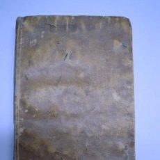 Libros antiguos: ANTIGUO LIBRO DE LOPE DE VEGA S. XVII (1674): RIMAS HUMANAS Y DIVINAS, EN PERGAMINO VER DESCRIPCION. Lote 32881085