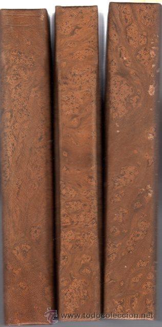 Libros antiguos: PARAÍSO PERDIDO, POEMA DE MILTON, ESCOIQUIZ, 3TOMOS, MADRID, UNIÓN COMERCIAL 1844 - Foto 3 - 33245967