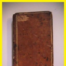 Libros antiguos: LIBRO ANTIGUO MINIATURA PARÍS VOTAIRE. Lote 33750443