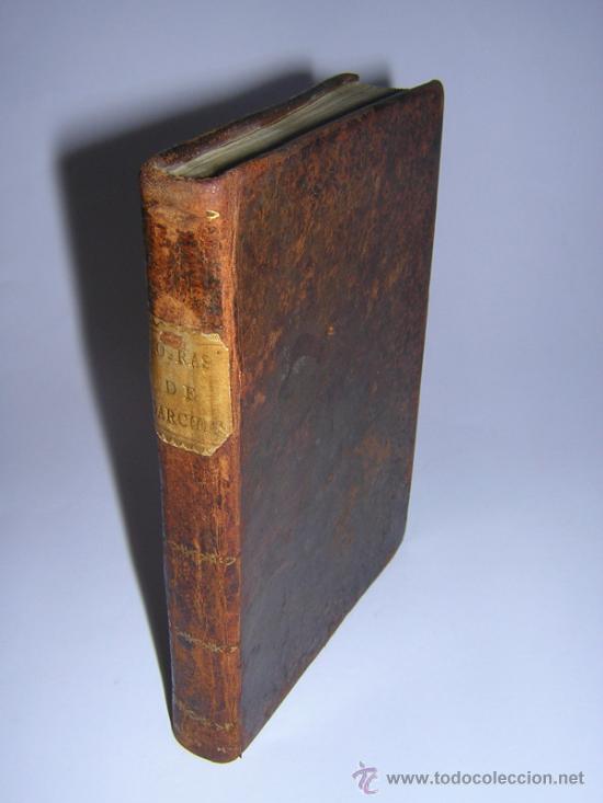 1804 - GARCILASO DE LA VEGA - OBRAS, ILUSTRADAS CON NOTAS (Libros antiguos (hasta 1936), raros y curiosos - Literatura - Poesía)