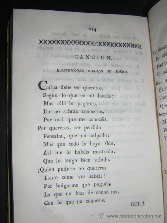 Libros antiguos: 1804 - GARCILASO DE LA VEGA - OBRAS, ILUSTRADAS CON NOTAS - Foto 8 - 34519389