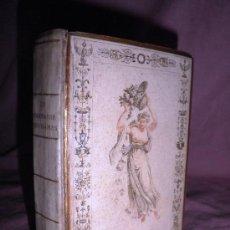 Libros antiguos: LE PARNASSE DES DAMES - AÑO 1819 - BELLA ENCUADERNACION IMPERIO.ILUSTRADO.. Lote 34571897