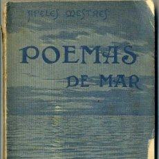 Libros antiguos: APELES MESTRES : POEMAS DE MAR (LIBRERIA ESPANYOLA, 1900). Lote 31388740