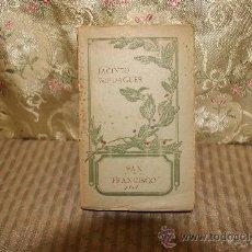 Libros antiguos: 2529- SAN FRANCISCO. JACINTO VERDAGUER. LIBR. CIENTIFICO LITERARIA- 1909.. Lote 35851493