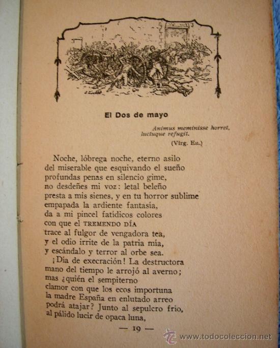 Libros antiguos: LOS POETAS. JUAN NICASIO GALLEGO. SUS MEJORES VERSOS. PROL. ALEJANDRO LARRUBIERA, 1929. - Foto 5 - 35940310